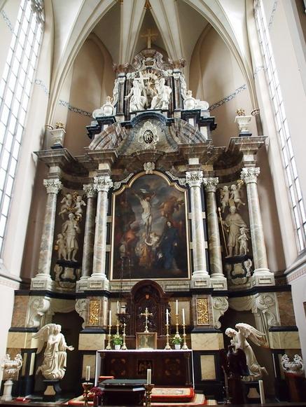 schuilkerk in Grave