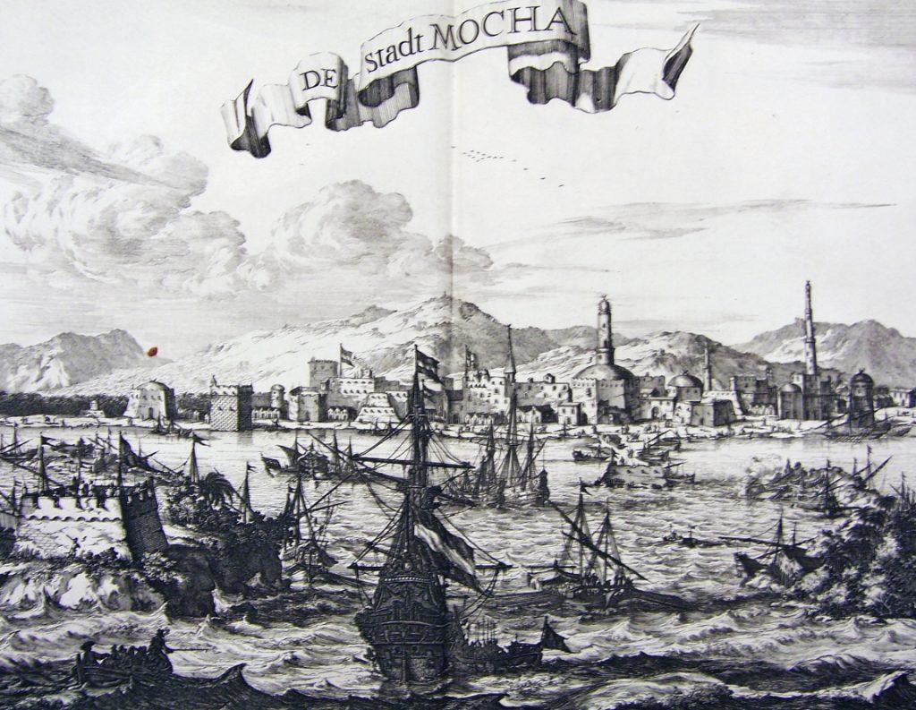 een reis naar mocha